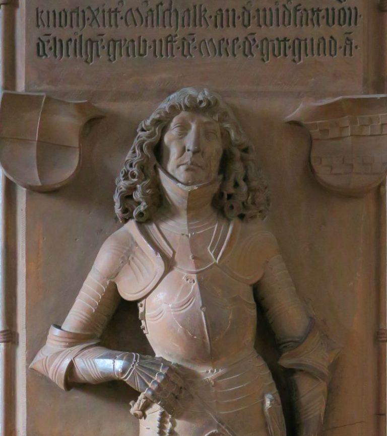 Würzburg, Konrad von Schaumberg
