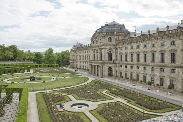 Würzburg, Residenz. @ Bayerische Schlösserverwaltung. Foto: Pia Obscura